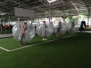 Bubble Bump Balls