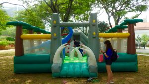 Inflatables for rental for your carnival needs