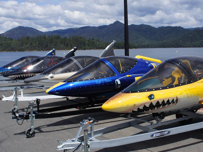 adrenaline water sports ride