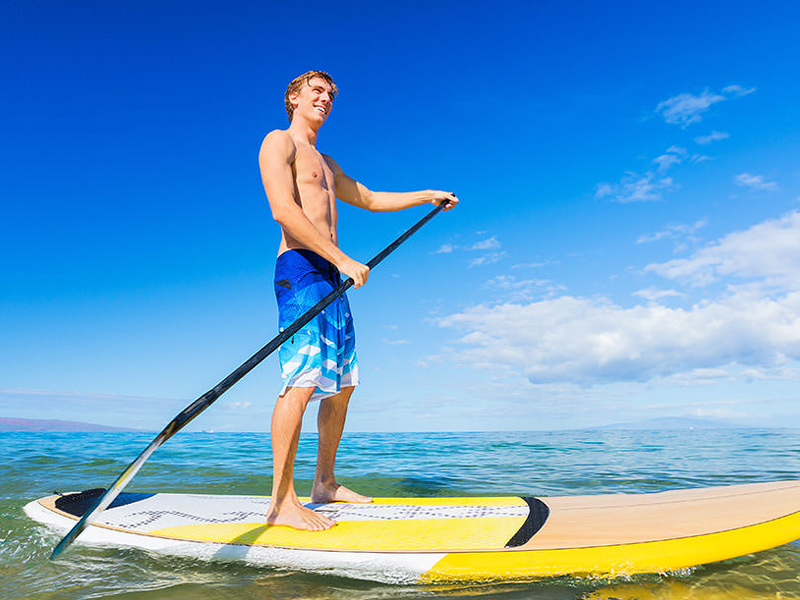 hard case stand up paddle board