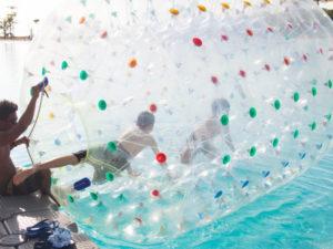 Water Roller Activity