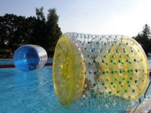 Water Cylinder for Water Sports